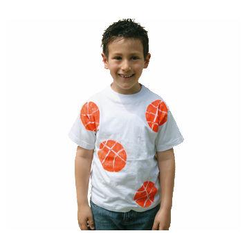 Μπλουζάκι για Αγόρια με Μπάλα