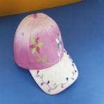 Καλοκαιρινό Καπέλο με Στρας για Κορίτσια