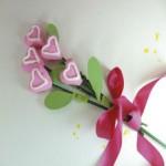 Λουλούδια από Πλαστελίνη, Δώρο για τη Μαμά