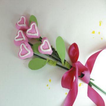 Λουλούδια από Πλαστελίνη, Δώρο για την Μαμά