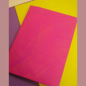 Χρωματιστό Εξώφυλλο Τετραδίου