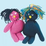 Κούκλες από Γάντια για Παιχνίδι