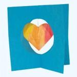 Κάρτα Καρδιά για Δώρο