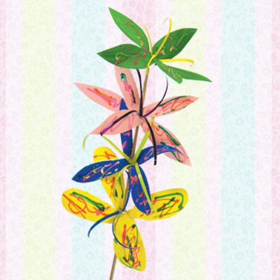 Λουλούδια από Πλαστικά Μπουκάλια