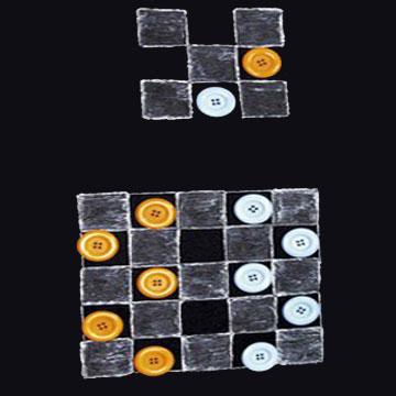 Παιχνίδια Στρατηγικής Τρίλιζα και Ντάμα