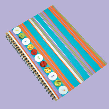 Σχολικά Τετράδια με Χρώμα