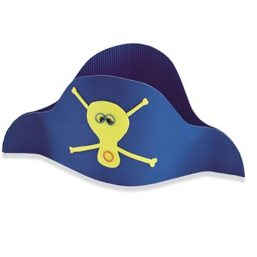 Αποκριάτικο Καπέλο Πειρατή