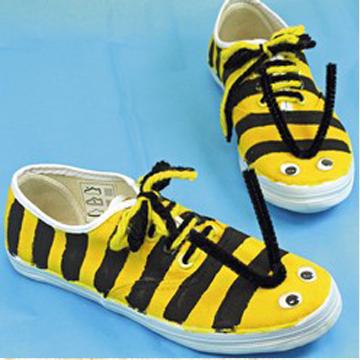 Παπούτσια Μέλισσα για το Αποκριάτικο Πάρτι
