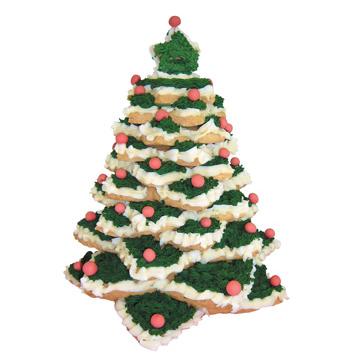 Τούρτα Χριστουγεννιάτικο Δέντρο
