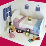 Τούρτα Γενεθλίων Παιδικό Δωμάτιο
