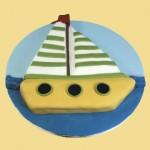Τούρτα Καράβι για το Παιδικό Πάρτυ