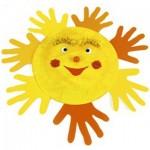 Διακοσμητικό Πιάτο Ήλιος για το Σπίτι