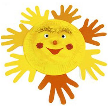 Πιάτο Ήλιος