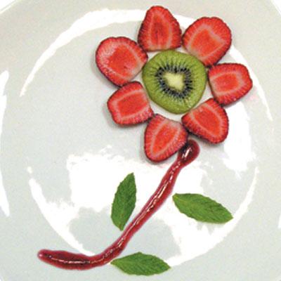 Σνακ με φρούτα για Παιδιά