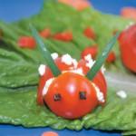 Ντοματίνια Πασχαλίτσες για Παιδιά