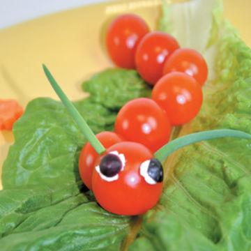 Κάμπια Ντομάτας