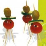 Συνταγή με Ντοματίνια για το Παιδικό Πάρτι