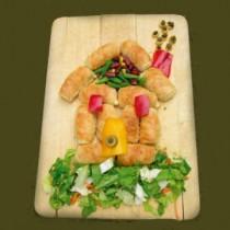 Συνταγή για Τυροπιτάκια για Παιδιά