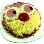 Σπιτική Πίτσα Πρόσωπο