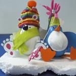Χειμωνιάτικη Διακόσμηση για το Παιδικό Δωμάτιο