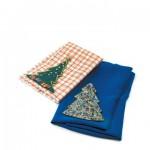 Χριστουγεννιάτικες Διακοσμητικές Πετσέτες για το Τραπέζι