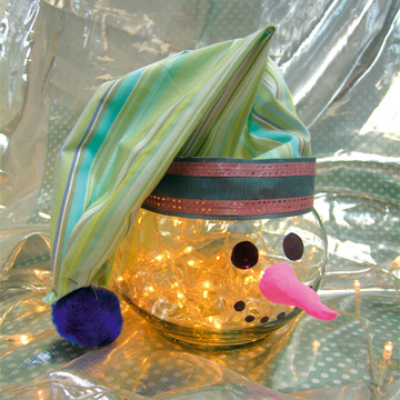 Χριστουγεννιάτικο Φωτιστικό για το Παιδικό Δωμάτιο