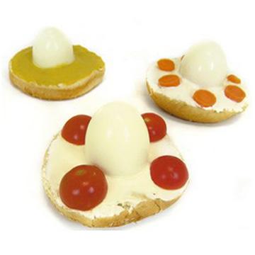 Διαστημικά Αυγά για το Παιδικό Πάρτι