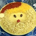 Χριστουγεννιάτικη Συνταγή με Μακαρόνια Άγιος Βασίλης