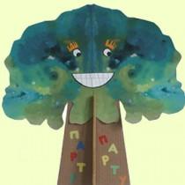 Διακόσμησμη Δωματίου με Αφίσα Δέντρο