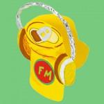 Πρόσκληση Ακουστικά για Μουσικό Παιδικό Πάρτυ