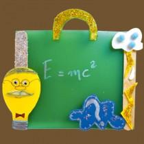 Πρόσκληση Παιδικού Πάρτυ Εργαστήριο Επιστήμονα