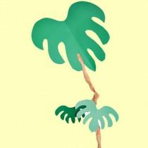 Διακόσμηση στο Παιδικό Πάρτυ με Φύλλα Δέντρου