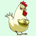 Κοτόπουλο έζησε 2 Μέρες στην Κατάψυξη