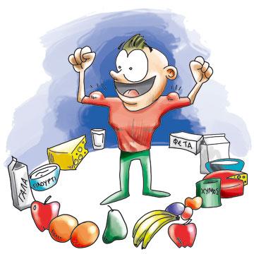 Διατροφή και Ανάπτυξη