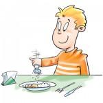 Διατροφή για Σούπερ Μαθητές