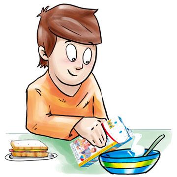 Τροφές που Βοηθούν την Ανάπτυξή του Παιδιού