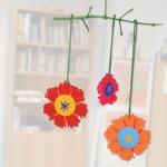 Διακοσμητικό με Λουλούδια για το Σπίτι
