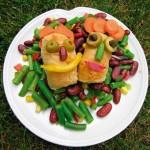 Υγιεινό Σνακ με Λαχανικά