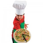Τούρτα Πίτσα Σοκολάτας για το Παιδικό Πάρτυ