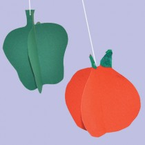 Διακόσμηση Γιρλάντα Λαχανικών για Παιδικό Πάρτυ
