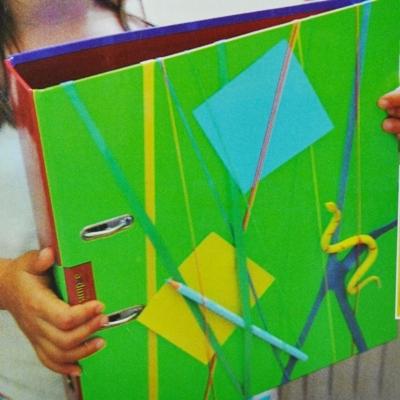 Κατασκευή για το Σχολείο, Ντοσιέ Καλλιτεχνικών