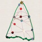 Χριστουγεννιάτικα Στολίδια από Σύρμα