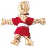 Κατασκευή Κούκλα από Άχυρο