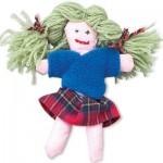 Κατασκευή Κούκλα από Πανί