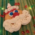 Συνταγή για Μπισκότα Άγιος Βασίλης