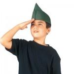 Στρατιωτικό Καπέλο από Γκοφρέ