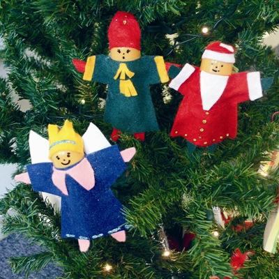 Χρισουγεννιάτικο Στολίδι Άγιος Βασίλης
