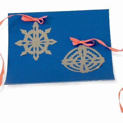 Χριστουγεννιάτικη Κάρτα με Γιορτινές Μπάλες