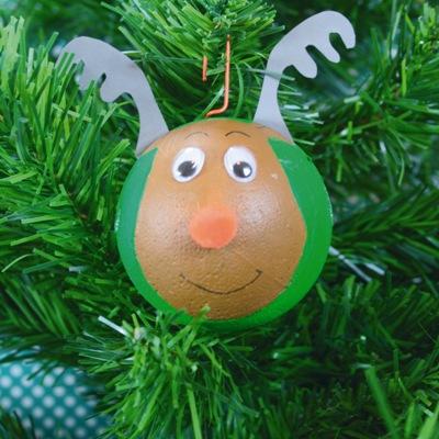 Χριστουγεννιάτικο Στολίδι για το Δέντρο Τάρανδος
