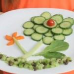 Σαλάτα με Λαχανικά για τα Παιδιά